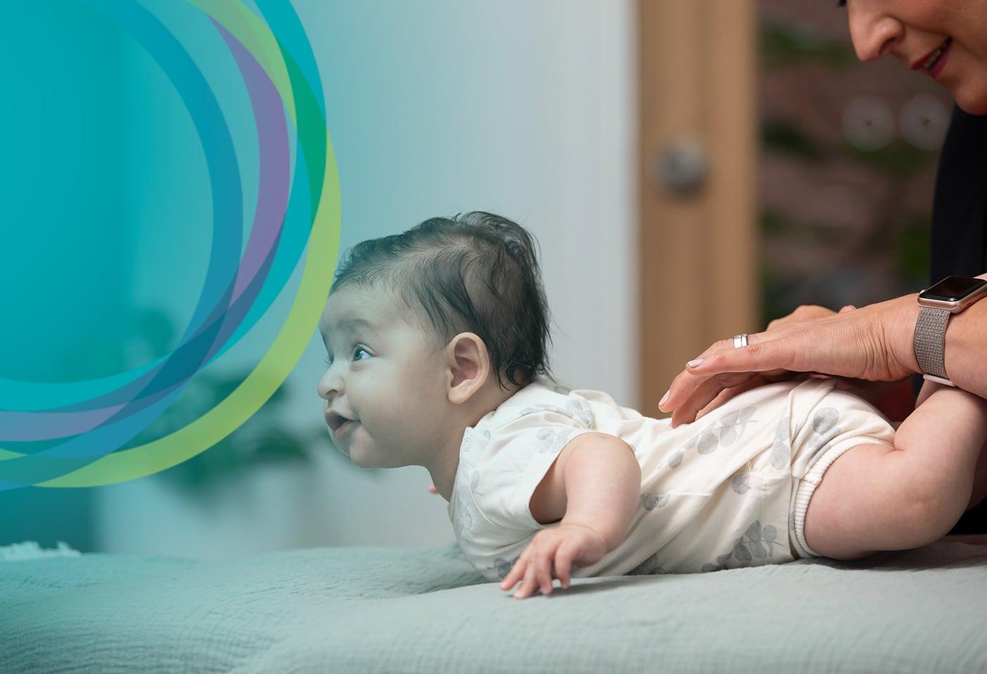 Gentle Safe Baby Chiropractor in Melbourne